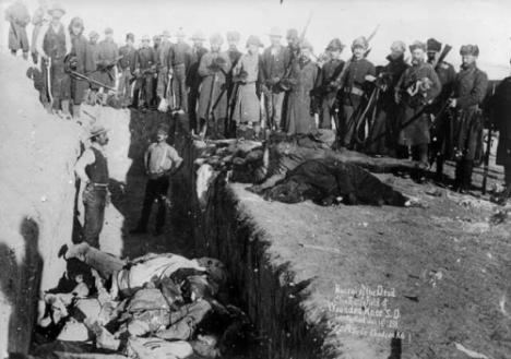 3 Originalni snimak božićnnog pokolja Sijuksa kod kote Ranjeno Koljeno