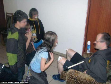 Pedofilijska inicijacija u Poljskoj
