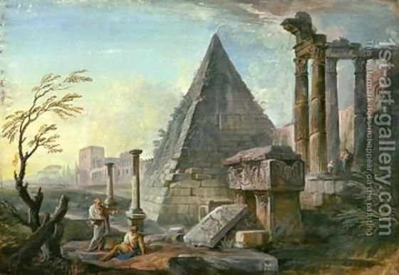 Pyramid-Of-Caius-Cestius-At-Rome
