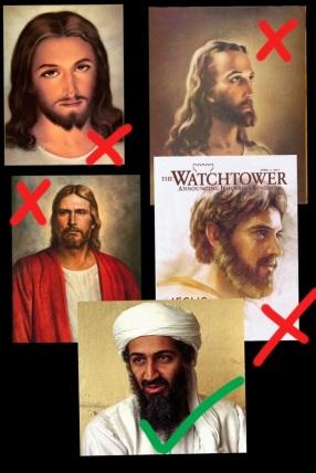 Am2 Kao na kvizu, osobe A,B,C,D, ko je od njih ''pravi'' Isus