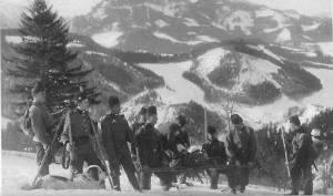 BOSNJACI NA ITALIJANSKOM FRONTU - 1915.-1918. xxx