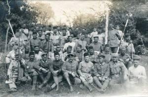 BOSNJACI NA MONTE MELETTA - 1916.-1918.