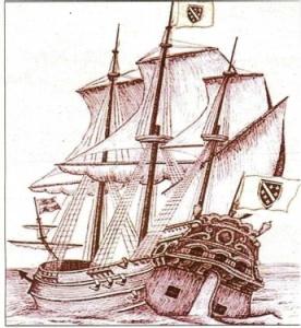 Tvrtko I - Mornarica