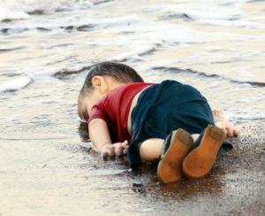 Trogodišnji utopljenik iz Sirije