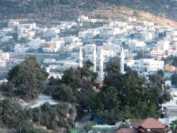 ABU GOŠ - ARAPSKI GRADIĆ PORED JERUSALIMA 1