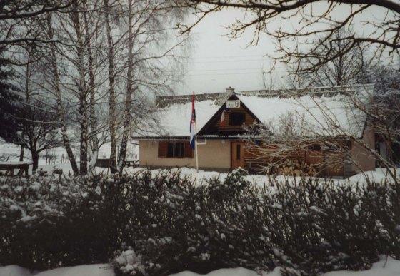 Vila UBabin Potok-1997